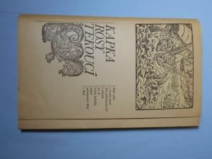 náhled knihy - Kapka rosy tekoucí : malý výbor z barokní poezie
