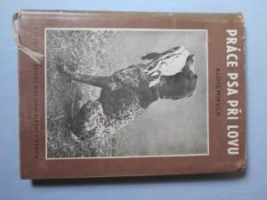 náhled knihy - Práce psa při lovu