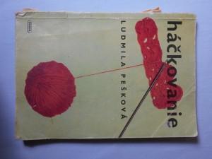 náhled knihy - Háčkovanie