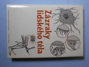 náhled knihy - Zázraky lidského těla