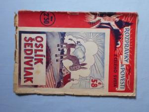 náhled knihy - Rozprávky a pověsti z celého sveta : Oslík šediviak, č. 58
