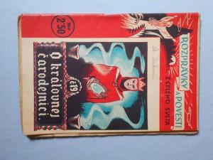 náhled knihy - Rozprávky a povesti z celého sveta : O kráľovnej čarodejnici, č. 19
