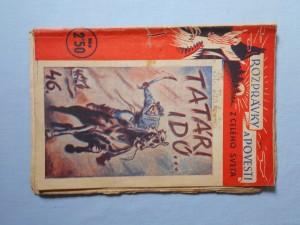 náhled knihy - Rozprávky a povesti z celého sveta : Tatári idú.., č. 46