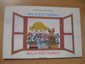 náhled knihy - Malá kvetinárka