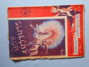 náhled knihy - Rozprávky a povesti z celého sveta : Slnečný kôń, č. 40
