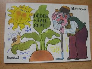 náhled knihy - Dědek sázel řepu