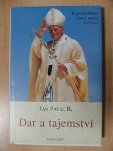 náhled knihy - Jan Pavel II. - Dar a tajemství (K padesátému výročí mého kněžství)