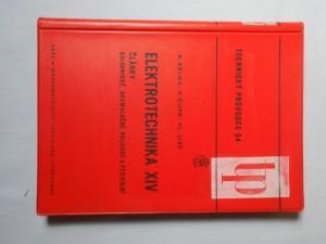 náhled knihy - Elektrotechnika XIV, články galvanické, akumulační, palivové a fyzikální