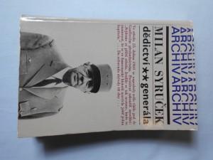 náhled knihy - Dědictví generála : [Kniha o Charlesi de Gaullovi]