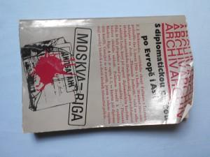 náhled knihy - S diplomatickou poštou po Evropě i Asii