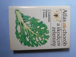 náhled knihy - Atlas chorôb a škodcov zeleniny