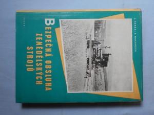 náhled knihy - Bezpečná obsluha zemědělských strojů
