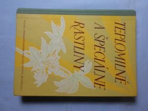 náhled knihy - Teplomilné a špeciálne rastliny