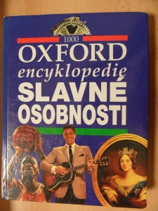 náhled knihy - Oxford encyklopedie : Slavné osobnosti