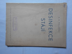 náhled knihy - Desinfekce stájí