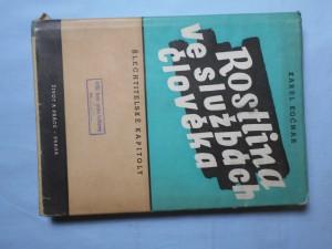 náhled knihy - Rostlina ve službách člověka : kapitoly šlechtitelské