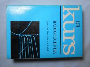 náhled knihy - Kurs radiotechniky