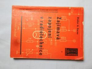 náhled knihy - Zajímavá zapojení v radiotechnice