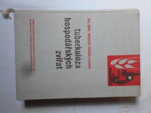 náhled knihy - Tuberkulóza hospodářských zvířat