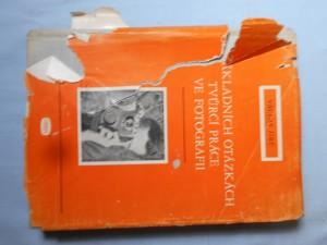 náhled knihy - O základních otázkách tvůrčí práce ve fotografii