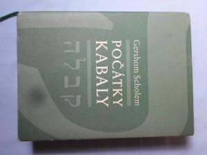 náhled knihy - Počátky kabaly