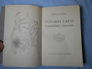 náhled knihy - Výtvarné umění na Kroměřížsku a Zdounecku