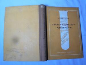 náhled knihy - Šlechtění a semenářství polních plodin