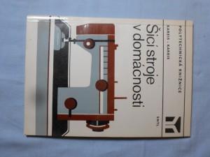 náhled knihy - Šicí stroje v domácnosti
