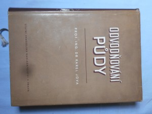 náhled knihy - Odvodňování půdy : Celost. vysokošk. učebnice