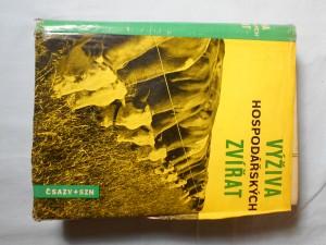 náhled knihy - Výživa hospodářských zvířat