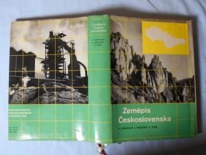 náhled knihy - Zeměpis Československa