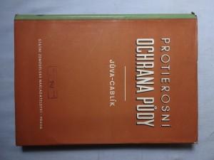 náhled knihy - Protierosní ochrana půdy : Celost. vysokoškolská učebnice