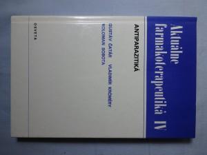 náhled knihy - Aktuálne farmakoterapeutiká. [Diel] 4, Antiparazitiká