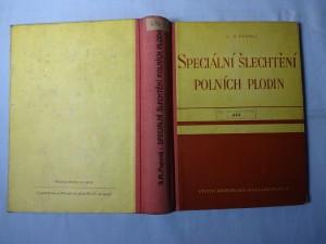 náhled knihy - Speciální šlechtění polních plodin