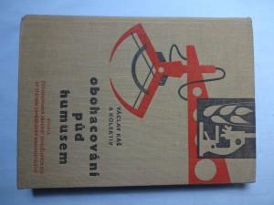 náhled knihy - Obohacování půd humusem