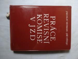 náhled knihy - Práce revisní komise v JZD : revise a rozbor hospodaření JZD