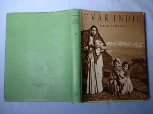 náhled knihy - Tvář Indie