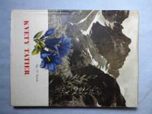 náhled knihy - Kvety Tatier