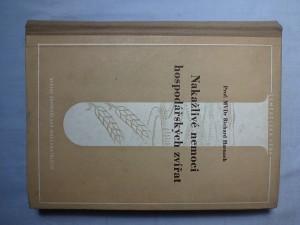 náhled knihy - Nakažlivé nemoci hospodářských zvířat