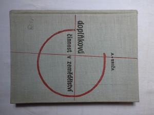 náhled knihy - Doplňková činnost v zemědělství