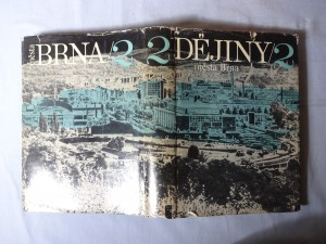 náhled knihy - Dějiny města Brna. 2. [díl]