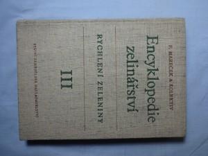 náhled knihy - Encyklopedie zelinářství. Část třetí, Rychlení zeleniny