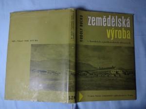 náhled knihy - Zemědělská výroba v horských a podhorských oblastech : ze zkušeností St. statku Veľká Lomnica