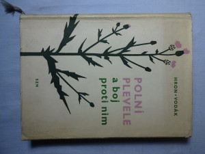 náhled knihy - Polní plevele a boj proti nim