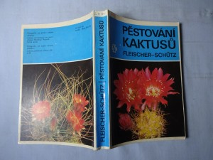 náhled knihy - Pěstování kaktusů