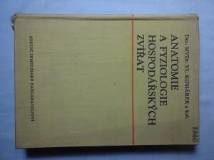 náhled knihy - Anatomie a fyziologie hospodářských zvířat
