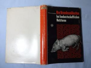 náhled knihy - Die viruskrankheiten bei landwirtschaftlichen Nutztieren