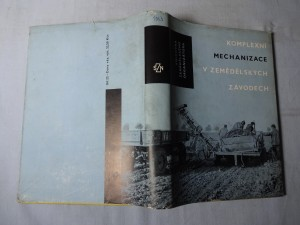 náhled knihy - Komplexní mechanizace v zemědělských závodech