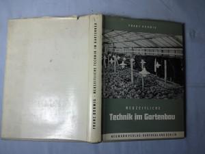 náhled knihy - Neuzeitliche Technik im Gartenbau