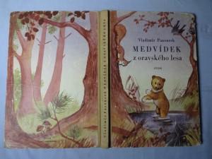 náhled knihy - Medvídek z oravského lesa